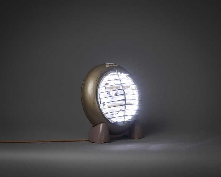Histoire marque CALOR luminaire vintage art contemporain