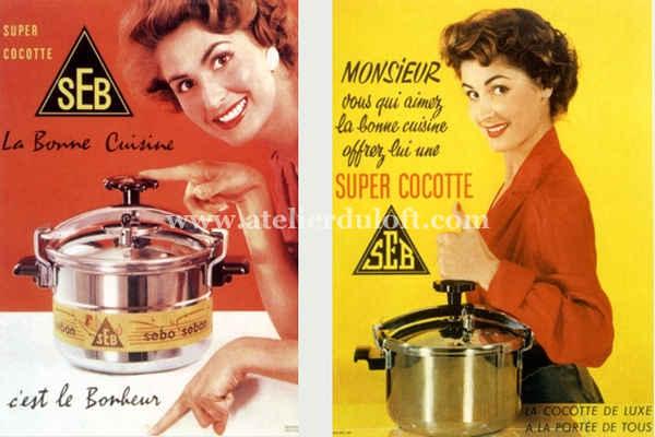 calor cocotte 1953 2 affiches_resultat