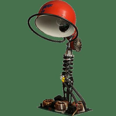 Lampe d atelier jielde Déco moto