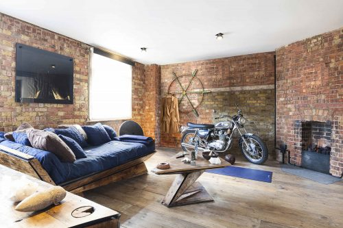 Roue D'écluse Objet decoration interieur design