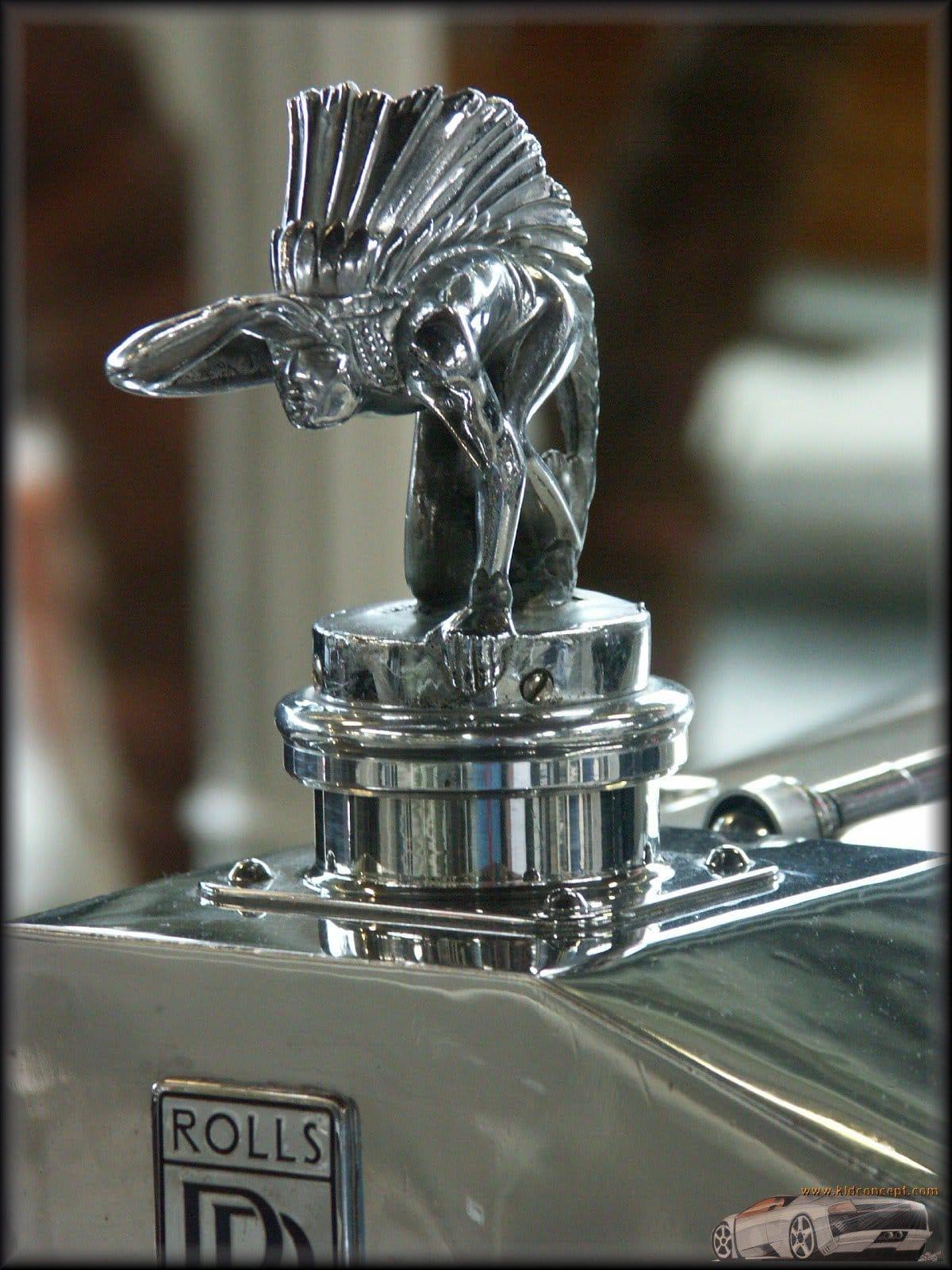 accessoires animaux avec pièces Rolls Royce