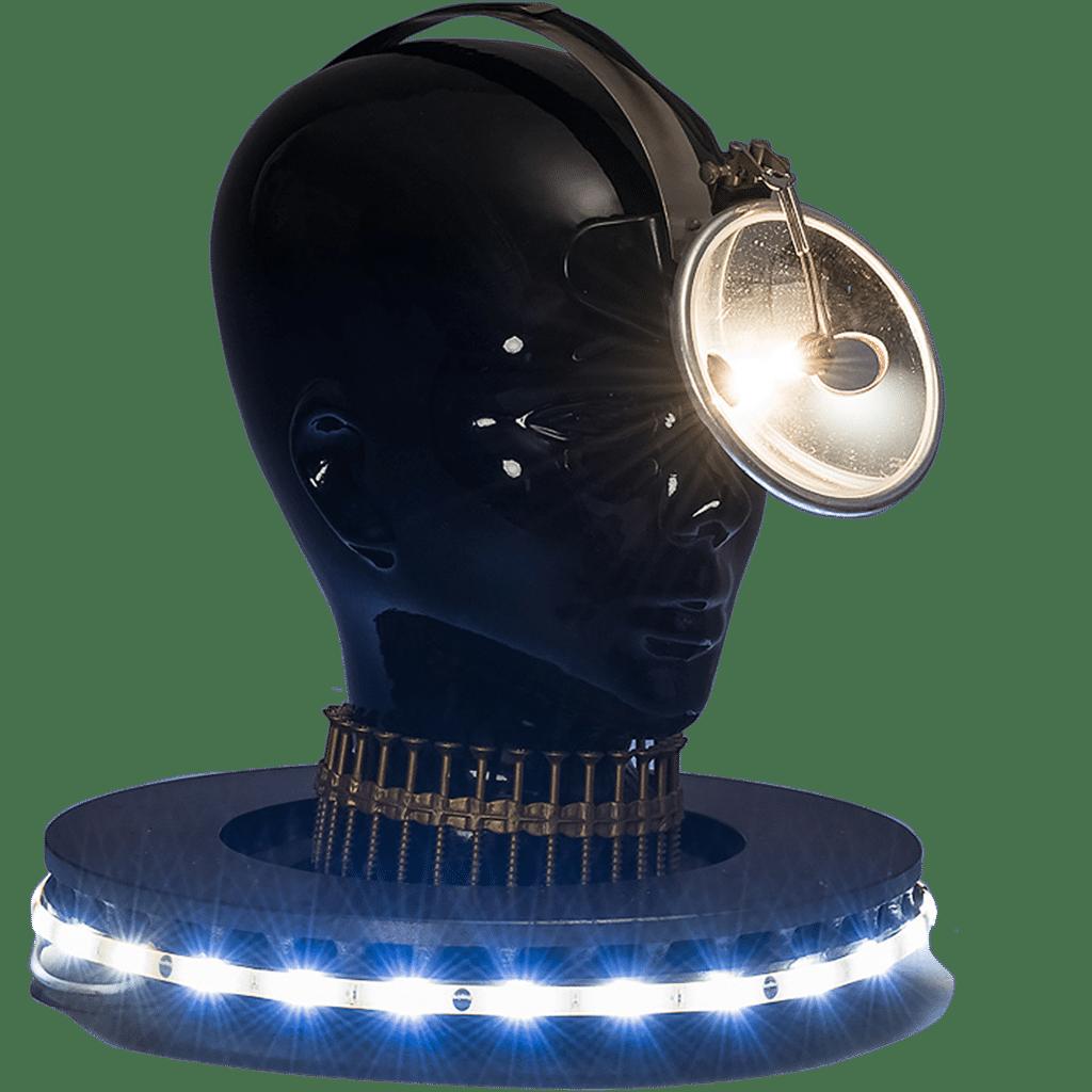Cadeaux insolites lampe Otorhinolyngologiste
