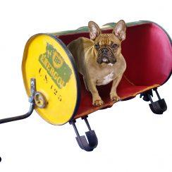 Accessoires chien luxe Arbre à chat de luxe, Daniela DAUDE artiste designer créateur de mobilier artistique et artisanale fantaisie original pour animaux