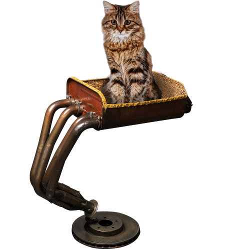 arbre a chat de luxe mobilier haut de gamme pour animaux chic insolite. Black Bedroom Furniture Sets. Home Design Ideas