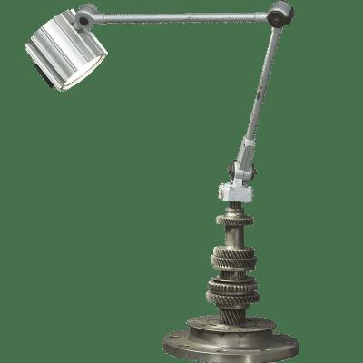 Boite de vitesse lampe auto deco