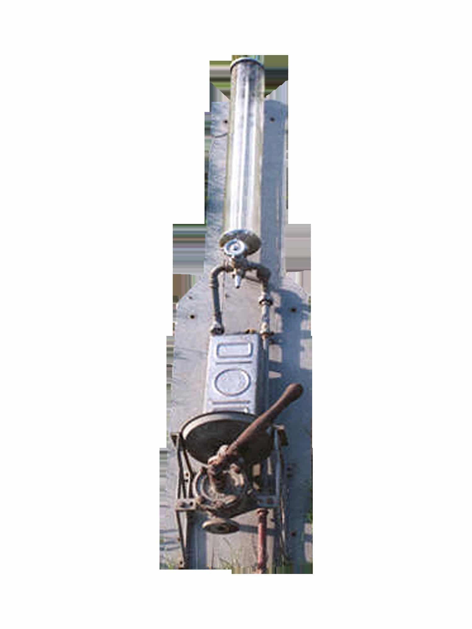 Pompe pour pétrol lampant