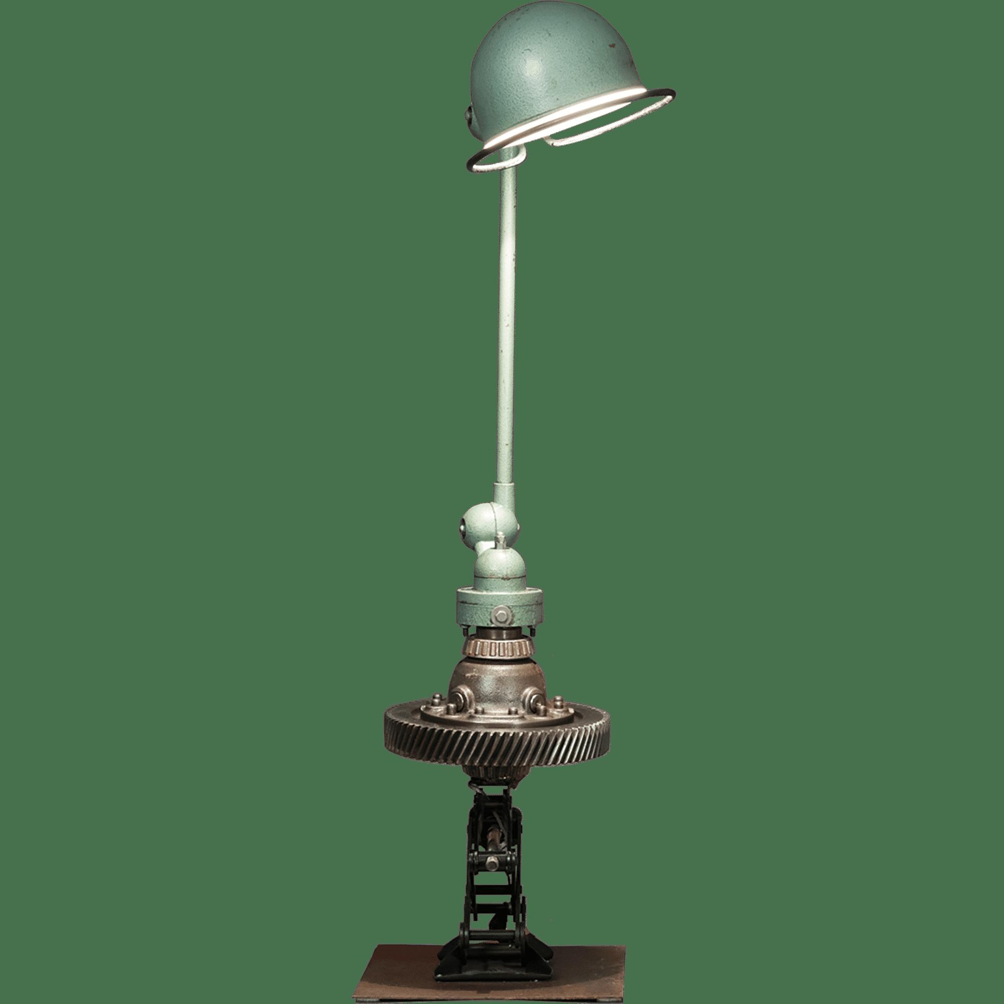 lampe atelier jielde soud e avec pi ce d tach e id e cadeau fan d 39 auto. Black Bedroom Furniture Sets. Home Design Ideas