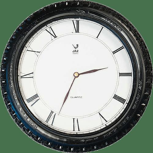 Horloge JAZ deco theme moto