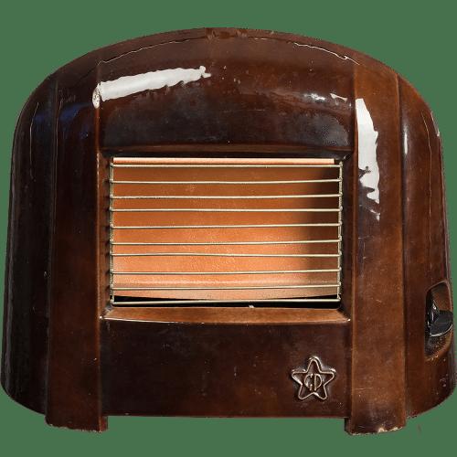 Applique pour intérieur vintage Chauffage gaz 1950