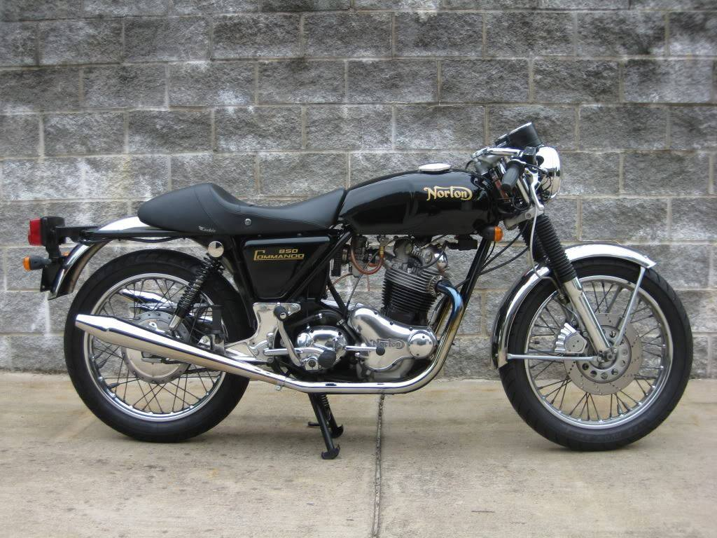Norton commando 1969