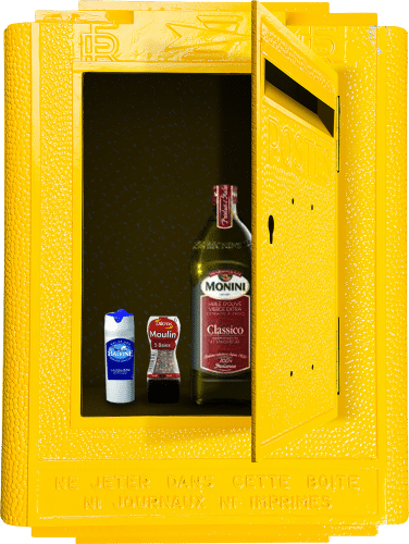 Armoire pharmacie vintage 60s