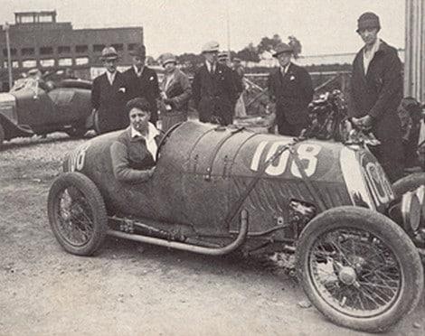 1927 Bol d'Or Violette Morris