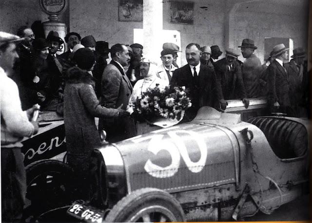 """1929 Marie-Léonie """"Albertine"""" Derancourt"""