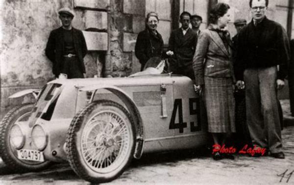 1938 24 heures du Mans