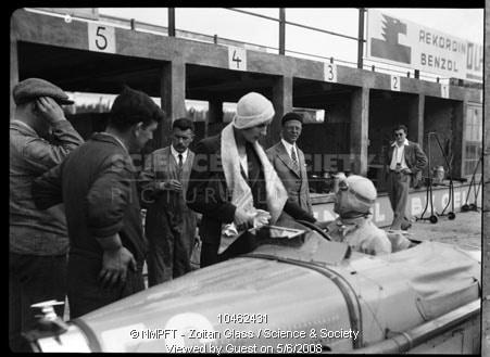 Anne Cécile Itier 9 ème # 56 I ° GP de Berne 26 août 1934, OU N ° 56 7 ème Großer Prix du Deutschland, Nürburgring, 17 juillet2