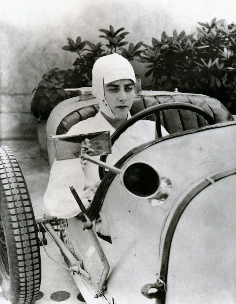 Colette Salomon une des femmes pilotes