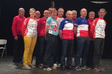 Bourse La Souterraine organisée par un club de passionnés de vélos