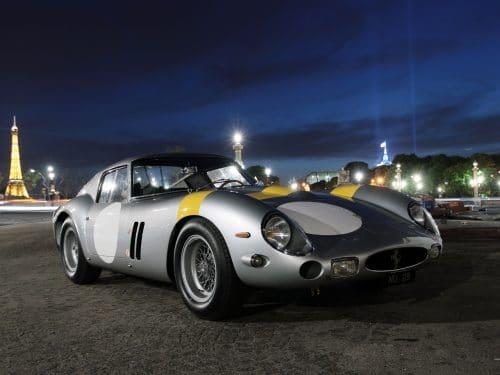 Ferrari 250 GTO (Series I)Salon Retro Auto forum Frejus