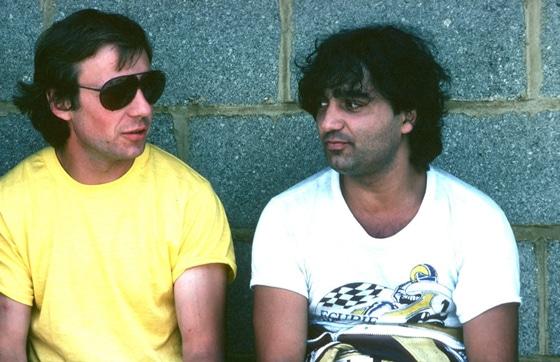 Rougerie et Pons en 1980