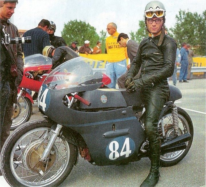 Renzo Pasolini Rimini 1968