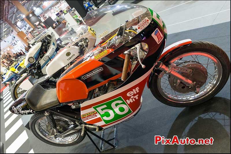 Aermacchi Harley Davidson 250 Michel Rougerie