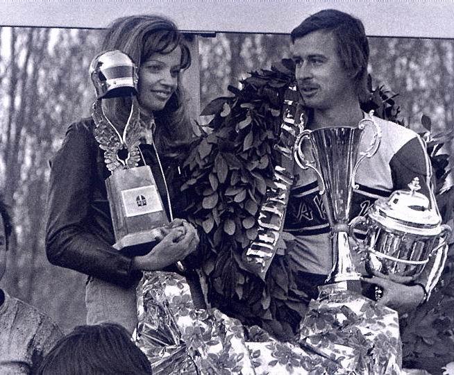 Jarno et sa femme Soili