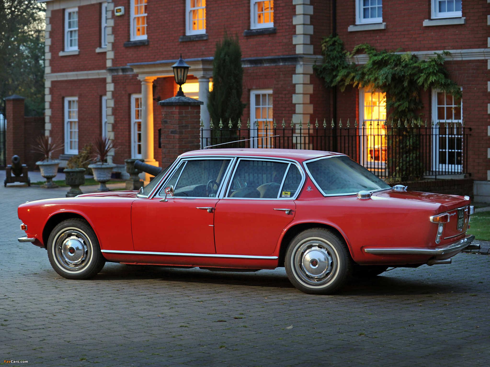 Maserati quattroporte II 1966