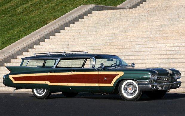 1960 Cadillac Woody Wagon
