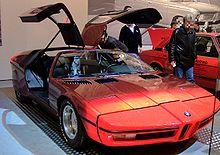 BMW Studie prototyp
