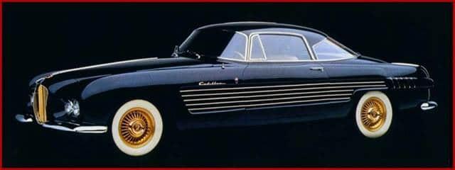 Cadillac GHIA coupé 1953