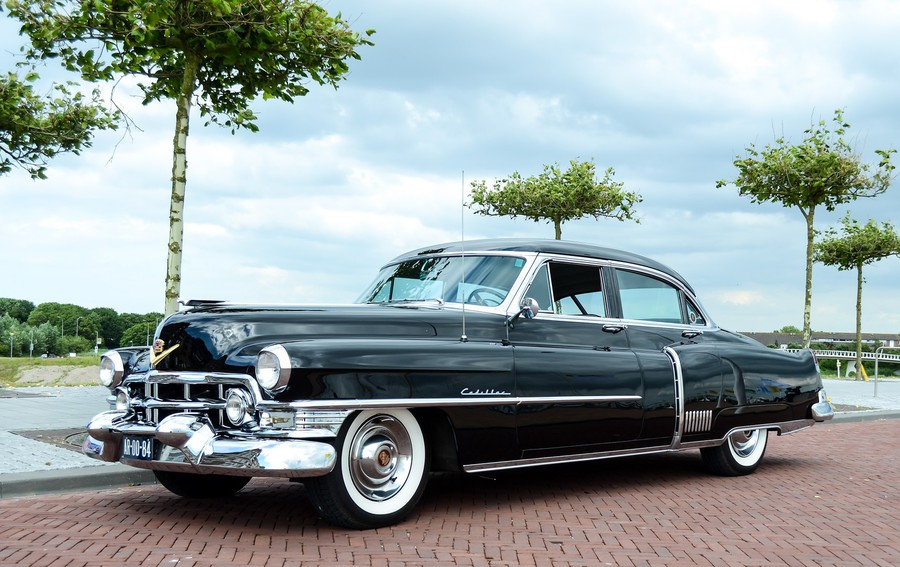 Cadillac 60 Fleetwood Specia 1952