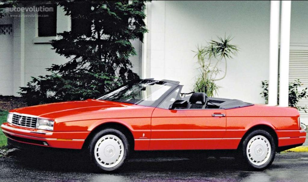 Cadillac Allante 1987