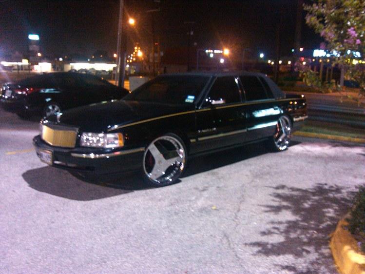 Cadillac DeVille élégance 1998