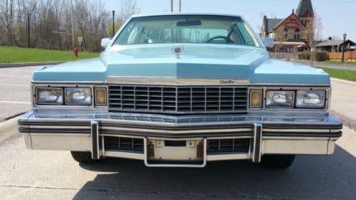 Cadillac DeVille 1977