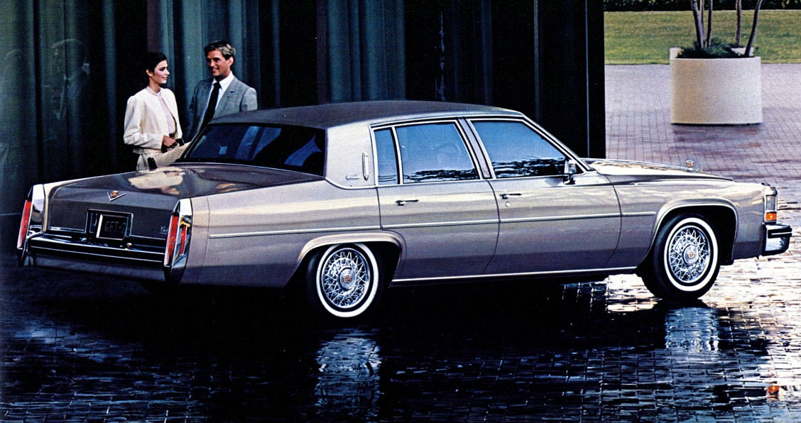 Cadillac DeVille 1984