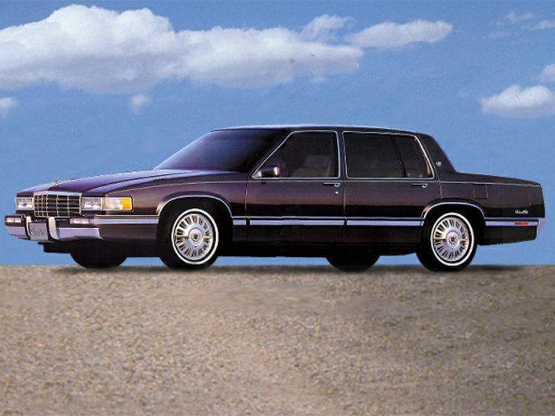 Cadillac DeVille 1992