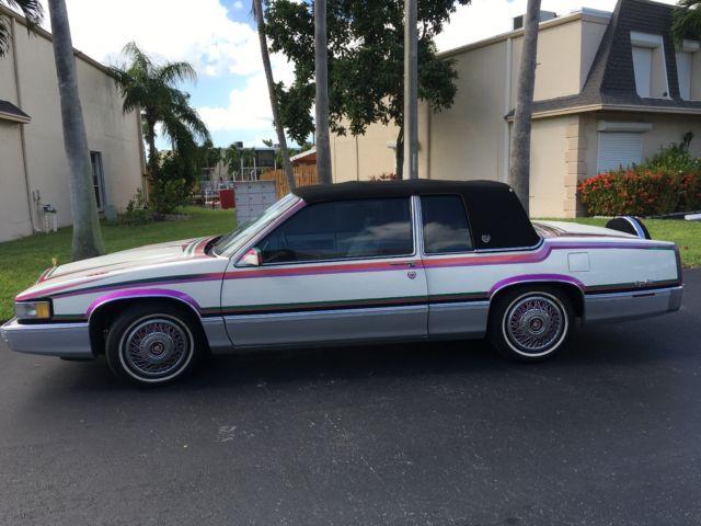 Cadillac DeVille 2 portes 1989