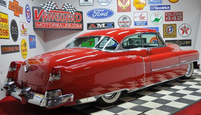 Cadillac Deville 1952