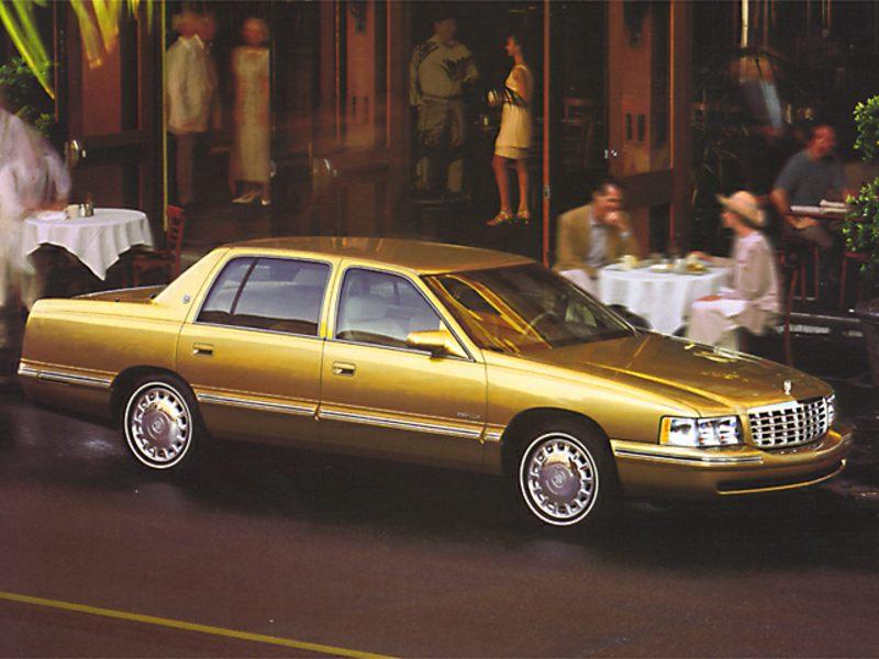 Cadillac Deville 1997