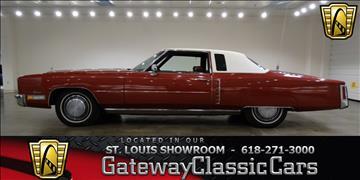 Cadillac Deville Eldorado de 1972
