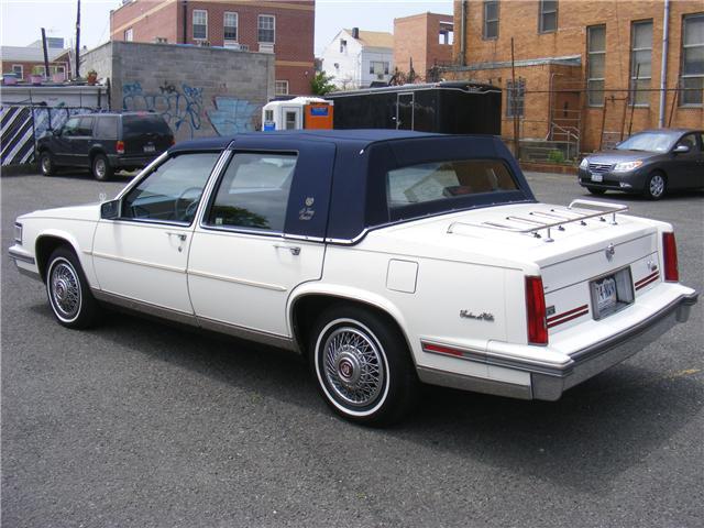 Cadillac Deville St. Tropez Roadster 1988