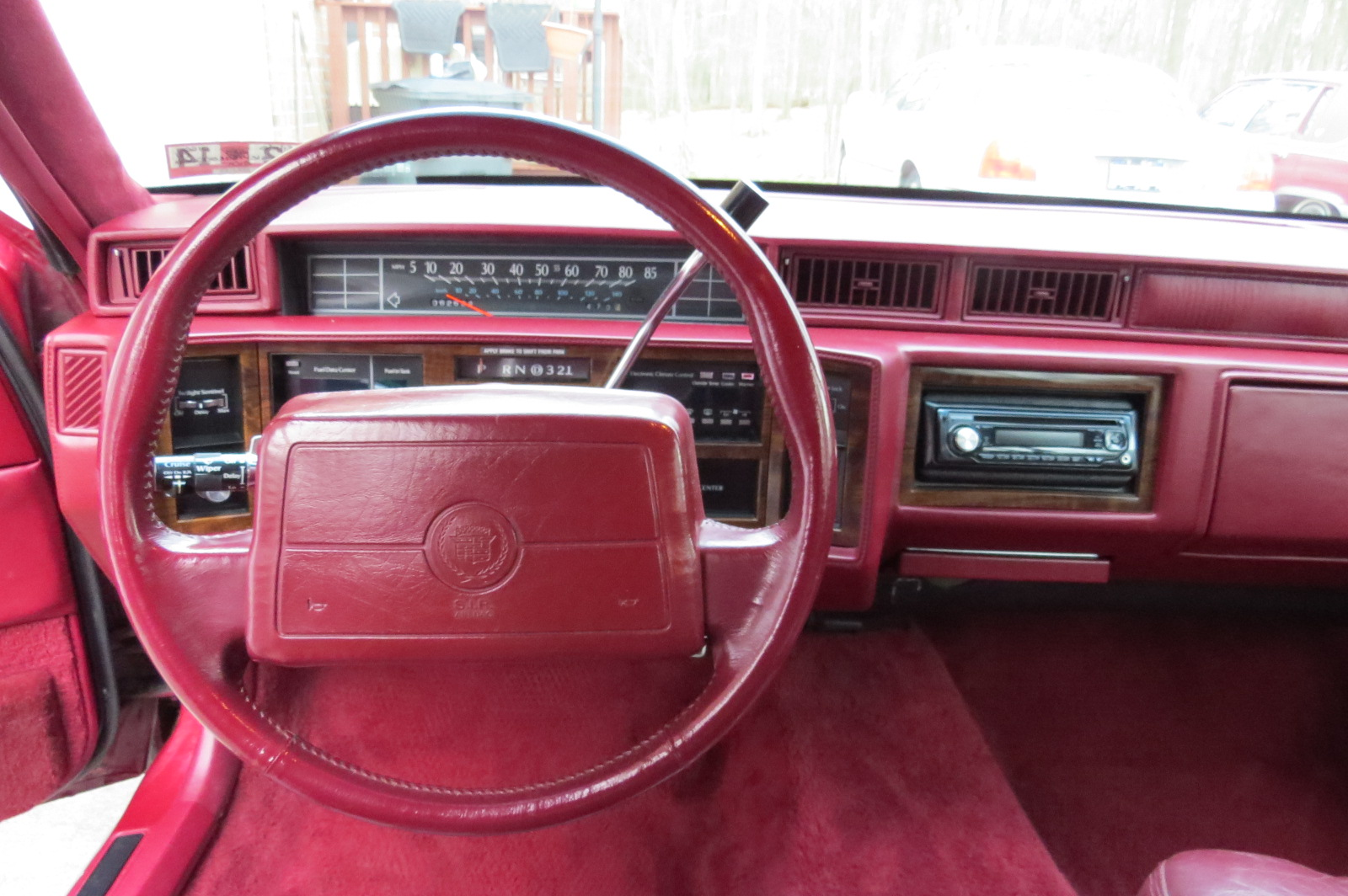 Cadillac Deville habitacle 1993