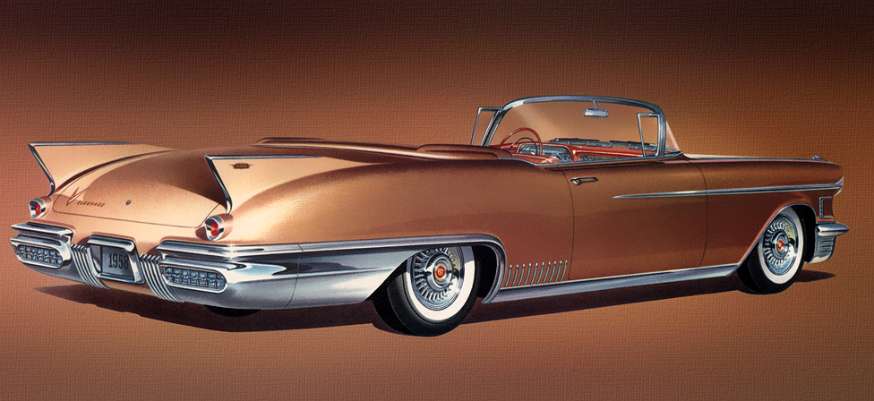 Cadillac Eldorado Biarritz 1958