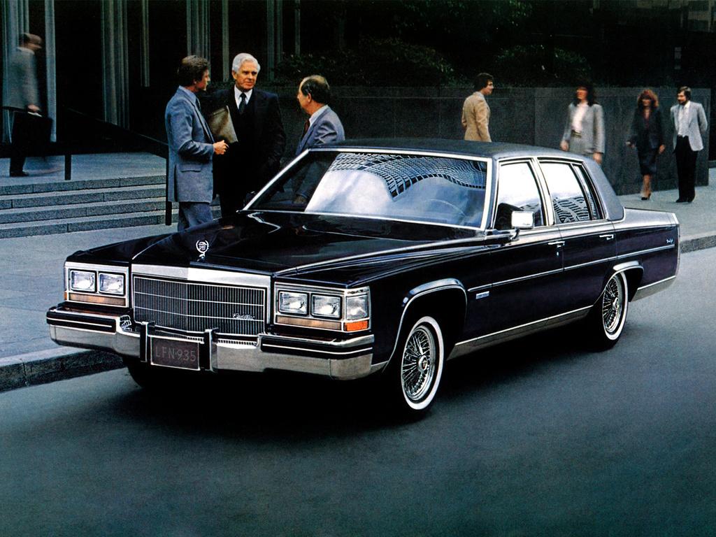 Cadillac Fleetwood Brougham '1982