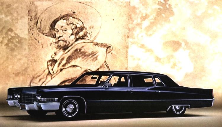 Cadillac Fleetwood Seventy-Five