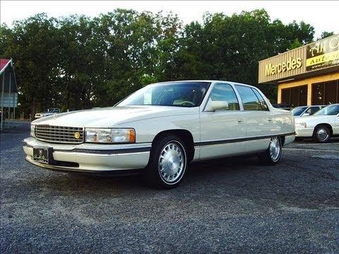 Cadillac Sedan Deville 1996