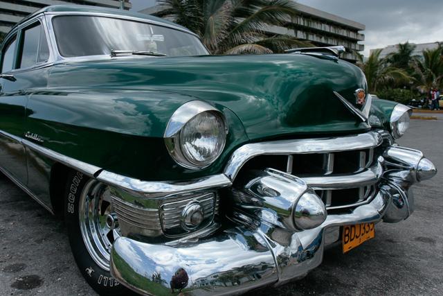 Cadillac Serie 62 Sedan - 1950