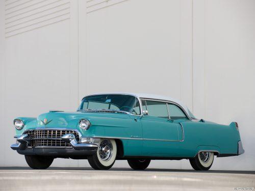 Cadillac coupé DeVille1955