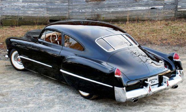 Cadillac coupé Deville 1949