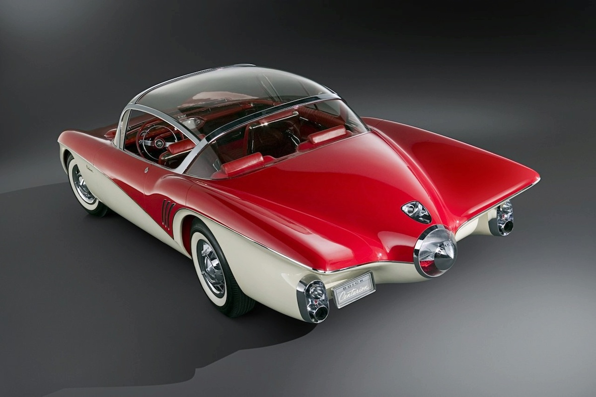 Cadlllac Buick Centurion 1956